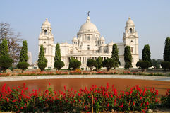 Victoria memorial royalty free stock image