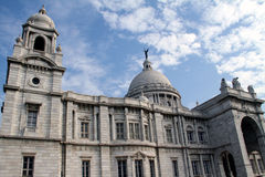 Victoria Memorial Royaltyfri Fotografi