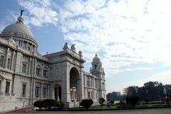 Victoria Memorial Royaltyfria Foton