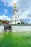 Victoria Memorial Royaltyfria Foton