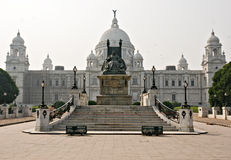 Victoria memorial Royalty Free Stock Photo