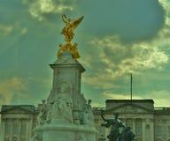 Victoria Memorial Fotos de Stock Royalty Free