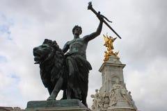 Victoria Memorial Royalty Free Stock Photos