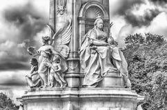 Victoria Memorial at Buckingham Palace, London Royalty Free Stock Photo