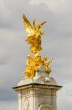 Victoria Memorial at Buckingham Palace, London Royalty Free Stock Photos