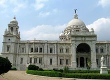 Victoria Memorial Building fotografia stock