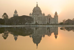 Victoria Memorial - Calcutta Stock Images