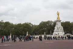 Victoria Memorial stock photography