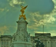 Victoria Memorial Royalty Free Stock Photos