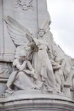 Victoria Memorial in front of Buckingham Palace Royalty Free Stock Photography