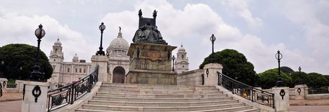 Free Victoria Memorial Hall In Kolkata, West Bengal, India Royalty Free Stock Images - 163141009