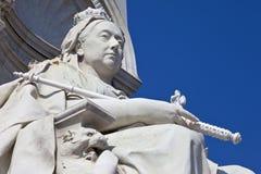 Victoria Memorial i London arkivbilder