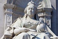 Victoria Memorial i London arkivfoton