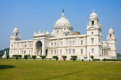 Victoria Memorial, India Royalty Free Stock Photography