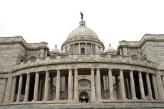 Victoria memorial - India Royalty Free Stock Images
