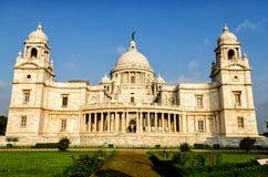 Victoria Memorial in India Stock Image