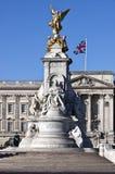 Victoria memorial inLondon Royalty Free Stock Photo