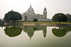 Victoria memorial, Kolkata. Royalty Free Stock Photography