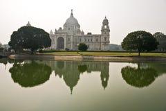 Victoria memorial, Kolkata. Royalty Free Stock Photography