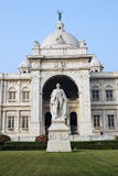 Victoria Memorial in Kolkata Stock Image