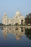 Victoria Memorial in Kolkata Stock Images