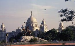 Victoria Memorial, Kolkata Photos stock