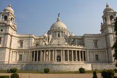 Victoria Memorial - Kolkata (Calcutta) - Indien arkivfoton