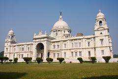 Victoria Memorial - Kolkata (Calcutta) - Indien arkivbilder