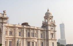 Victoria Memorial, Kolkata Stock Photos