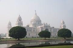 Victoria Memorial in Kolkata Stock Photos