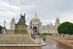 Victoria Memorial in Kolkata India Stock Images