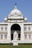 Victoria Memorial in Kolkata Stock Photo