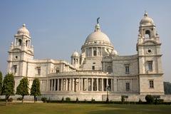 Victoria Memorial - Kolkata (Kalkutta) - Indien lizenzfreies stockfoto