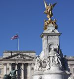 Victoria memorial in London Stock Image