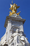 Victoria Memorial in London Royalty Free Stock Photo