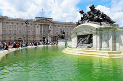 The Victoria Memorial Royalty Free Stock Images