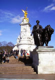 The Victoria Memorial, London Royalty Free Stock Image