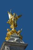 London - Queen Victoria Memorial Stock Photography