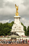 Victoria Memorial, London. Royalty Free Stock Photo