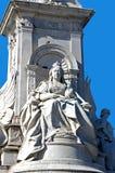 Victoria Memorial - Londres Imagen de archivo libre de regalías