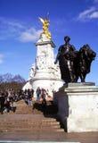 Victoria Memorial, Londres Imagen de archivo libre de regalías