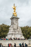 Victoria Memorial is a monument to Queen Victoria Royalty Free Stock Photo