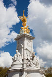 Victoria Memorial next to Buckingham Palace. London, the UK Stock Photos