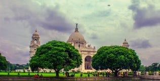 Victoria Memorial immagine stock libera da diritti