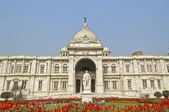 Victoria memorial Royalty Free Stock Images