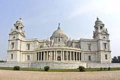 Victoria memorial Stock Photos