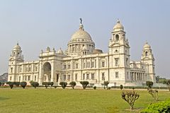 Victoria memorial Stock Images