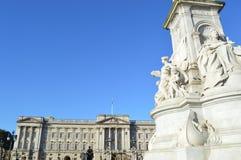 Victoria Memorial Statue Stock Photography