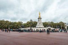 Victoria Memorial è un monumento alla regina Victoria Fotografie Stock Libere da Diritti