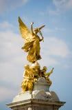 Victoria Monument Stock Photography